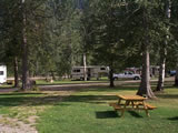 Photo of the Shuswap Falls RV Resort camping