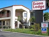 Photo of the Econo Lodge Castro Valley