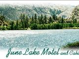 Photo of the June Lake Motel & Cabins hotel