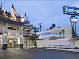 Photo of the LA Jolla Beach Travelodge motel