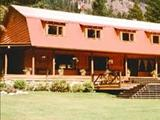 Photo of the Tweedsmuir Lodge
