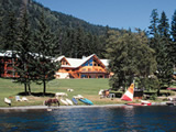 Photo of the Tyax Mountain Lake Resort  camping
