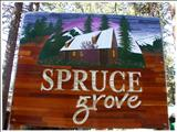 Photo of the Spruce Grove Cabins & Suites camping