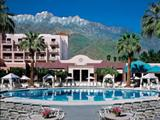 Photo of the Wyndham Hotel Palm Springs Resort hotel