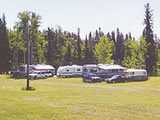 Photo of the Anahim Lake Resort  camping