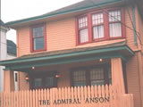 Photo of the Admiral Anson Guest House  bed & breakfast