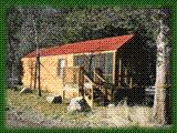 Photo of the Blue Spruce Cabins