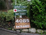 Photo of the Capilano Canyon Guest House  camping