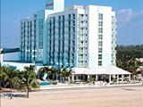 Photo of the Hollywood Beach Marriott motel