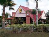 Photo of the Super 8 motel