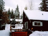 Photo of the Cozy Cabin Bed & Breakfast  lodge