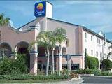 Photo of the Comfort Inn motel