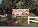 Photo of the Frog Creek Campground camping