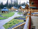 Photo of the Bell 2 Lodge camping
