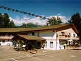 Photo of the Chalet Continental camping