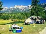 Photo of the Spruce Grove Resort camping