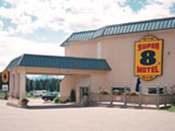Photo of the Super 8 Motel camping