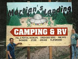 Photo of the Martian's Landing Family Campground camping