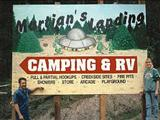 Photo of the Martian's Landing Family Campground