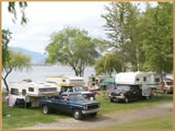 Photo of the Inkameep Campgrounds camping