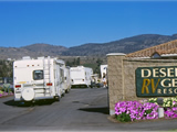 Photo of the Desert Gem RV Resort camping