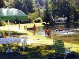 Photo of the Sun Valley Trout Park camping