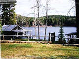 Photo of the Hathaway Lake Resort camping