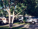 Photo of the Sintich Trailer Park camping