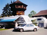 Photo of the Fort Victoria RV Park camping