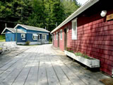 Photo of the Telegraph Cove Resorts Ltd. camping