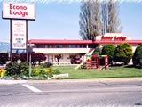 Photo of the Econo Lodge (Parkwood Lodge) lodge