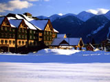 Photo of the Best Western Fernie Mountain Lodge camping