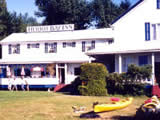 Photo of the Heriot Bay Inn & Marina motel