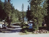 Photo of the Sander Lake Campground camping