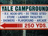 Photo of the Yale Campground