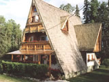 Photo of the Chalet Sans Souci B&B lodge