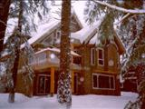 Photo of the Alpine Springs B&B Whistler B.C.