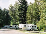 Photo of the Fort Langley Campground & RV Park lodge