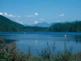 Photo of the Rolley Lake Provincial Park (Gibson Pass Resort Inc) camping