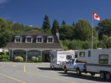 Photo of the Burnaby Cariboo RV Park camping