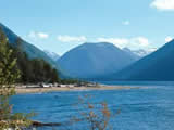 Photo of the Chilliwack Lake Provincial Park