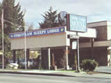 Photo of the Coquitlam Sleepy lodge camping
