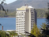 Photo of the HIGHLINER PLAZA HOTEL - PRINCE RUPERT camping