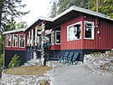 Photo of the Paton's at Pender Harbour lodge