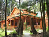Photo of the Little Wood Lodge bed & breakfast