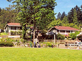Photo of the Union Steamship Cottage & Summer House camping