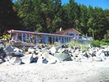 Photo of the Copes` Islander Oceanfront B&B camping