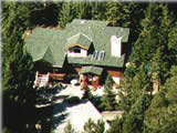 Photo of the Chalet in the Rockies camping