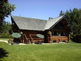 Photo of the Mt. MacKenzie Log Chalet Bed & Breakfast camping