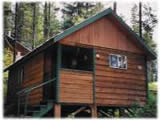 Photo of the Spruce Wilderness Lodge camping